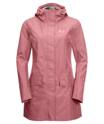 "Jack Wolfskin - Damen Mantel ""Cape York Coat"""