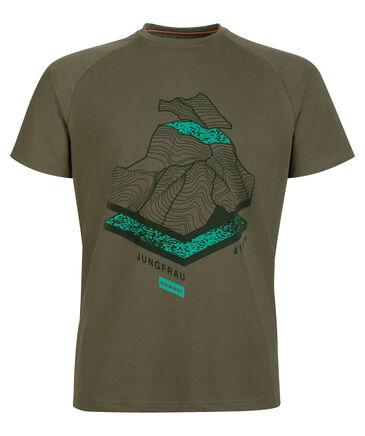 """Mammut - Herren Bergsport T-Shirt """"Mountain"""""""