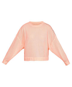"Damen Sweatshirt ""Mesh Around Oversize"""