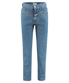 "Damen Jeans ""Pedal Pusher"" High Waist Tapered Leg"