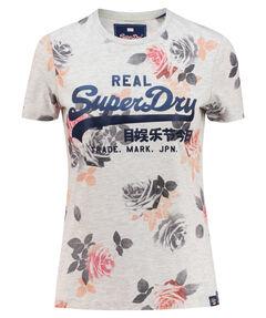 "Damen T-Shirt ""Logo Photo Rose"""