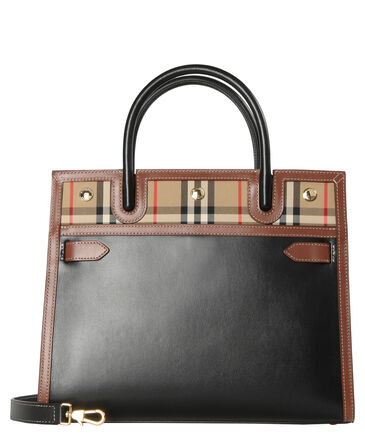 "Burberry - Damen Henkeltasche ""MD Title"""