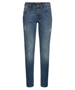 Damen Jeans Relaxed Tapered Fit