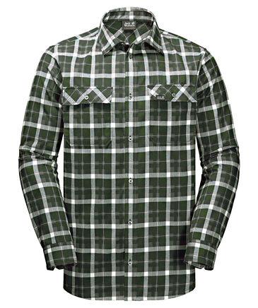 """Jack Wolfskin - Herren Hemd """"Bow Valley"""" Langarm"""