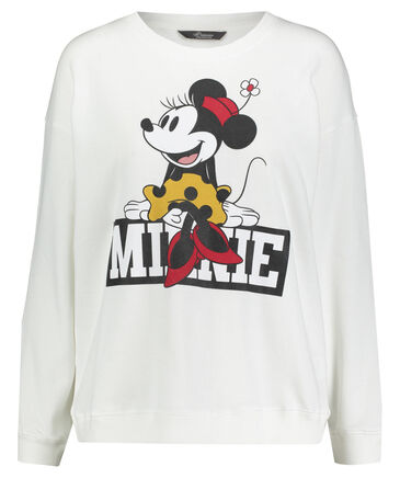 "Princess goes Hollywood - Damen Sweatshirt ""Disney Minnie Mrs Sweaty"""