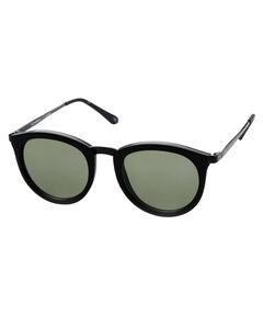 "Damen Sonnenbrille ""No Smirking black Rubber"""