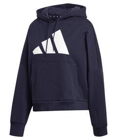 """Damen Sweatshirt mit Kapuze """"Back Zip Graphic Hoodie"""""""