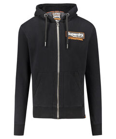 "Herren Sweatjacke ""International Monochrome Ziphood"""