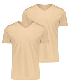 Herren T-Shirt Body Fit Doppelpack
