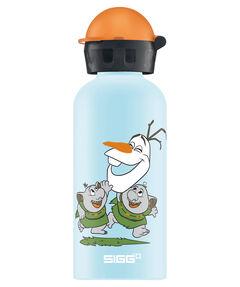 """Kinder Trinkflasche """"Olaf"""" 0.4 Liter"""