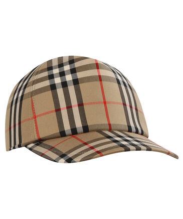 "Burberry - Herren Baseball-Cap  ""Check Trucker"""