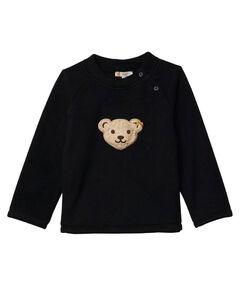 Mädchen und Jungen Baby und Kinder Fleece-Sweatshirt Langarm