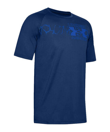 Under Armour - Herren Laufsport Shirt Kurzarm