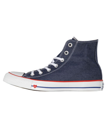 "Converse - Damen Sneaker ""Chuck Taylor All Star Sucker Love Denim High Top"""