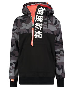 "Herren Schlupfjacke ""Snow Tech Japan Edition Hood"""