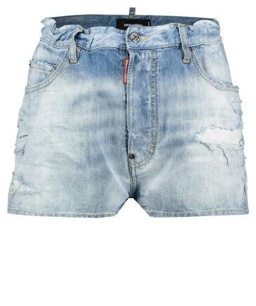 Dsquared2 - Damen Jeansshorts