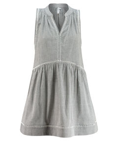 """Damen Kleid """"Fine Stripe Ladder Detail Dress"""" Ärmellos"""