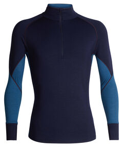 "Herren Funktionsunterhemd ""Bodyfitzone 260 Winter Zone Long Sleeve Half Zip"""