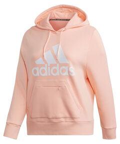 Damen Sweatshirt mit Kapuze - Plus Size