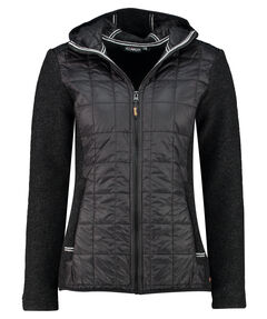"Damen Fleecejacke ""Woman Jacket Fix Hood"""