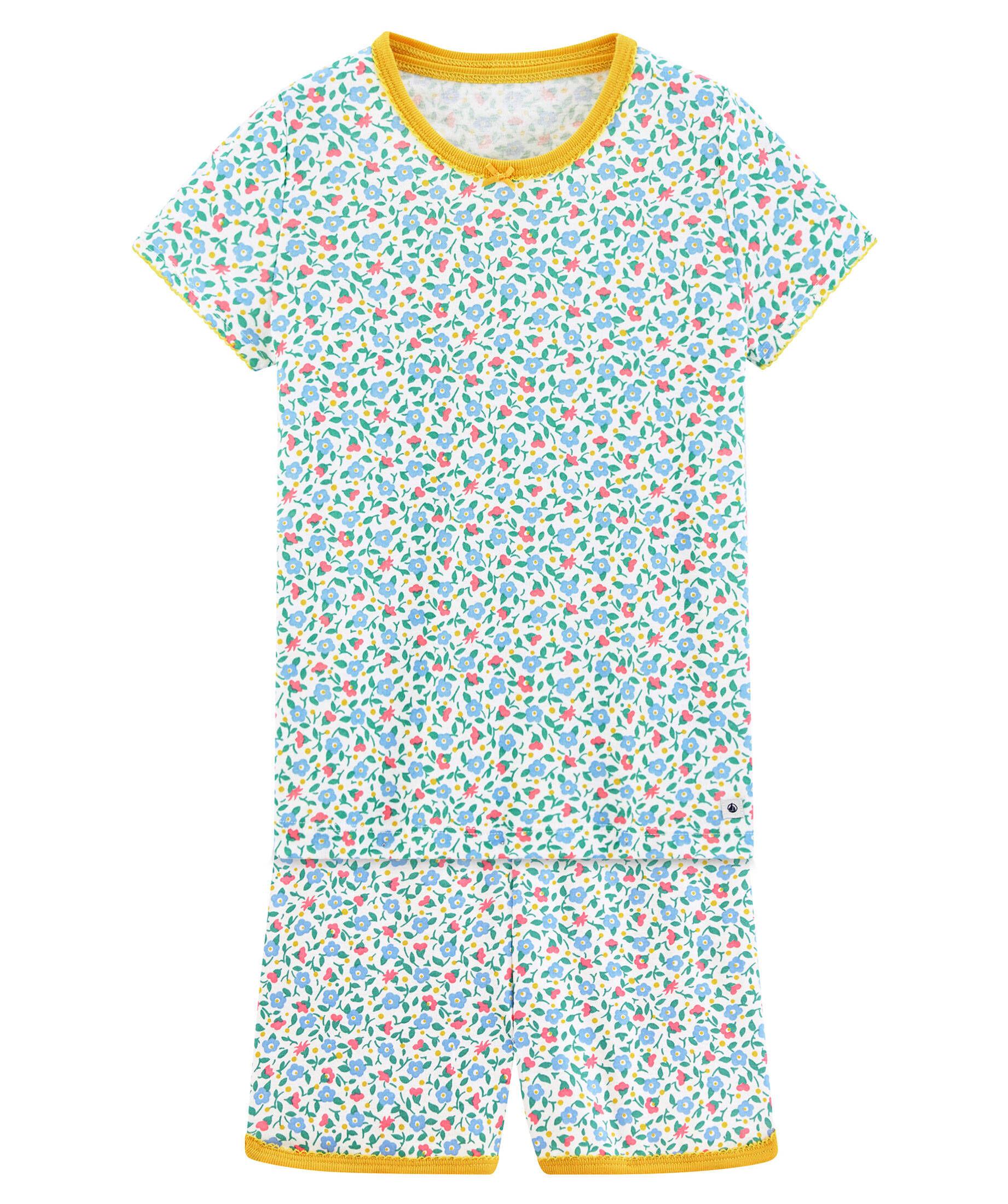 Petit Bateau Baby M/ädchen Zweiteiliger Schlafanzug Landes