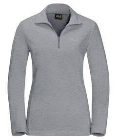 "Damen Fleece-Pullover ""Gecko"""