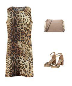 Leopardenlook