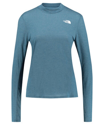 "The North Face - Damen Funktionsshirt ""Active Trail Wool"" Langarm"
