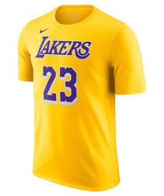 """Herren Basketballshirt """"Lakers Nike NBA"""""""