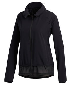 "Damen Trainingsjacke ""Woven Badge of Sport Full Zip Jacket"""