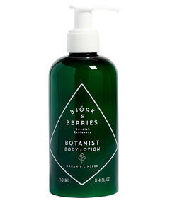 "entspr. 130 Euro/ 1 l Inhalt: 250 ml Körperlotion ""Botanist Body Lotion"""
