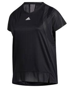 "Damen Fitness T-Shirt ""Heat.Rdy"" - Plus Size"
