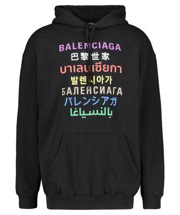 Balenciaga - Herren Sweatshirt mit Kapuze