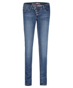 "Damen Jeans ""Malibu"" Tapered Slim Fit"