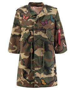 "Damen Jacke ""Military Kimono"""