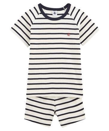 Petit Bateau - Jungen Schlafanzug