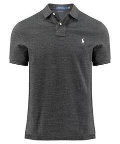 Herren Poloshirt Custom Slim Fit Kurzarm