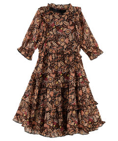 Mädchen Kleid 3/4-Arm