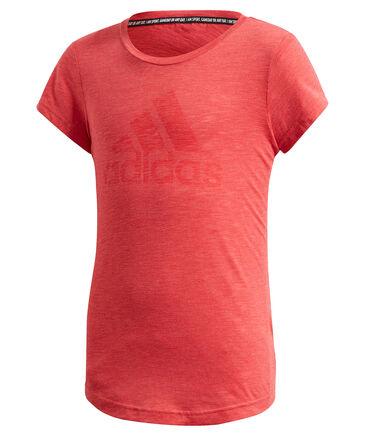 adidas Performance - Mädchen T-Shirt Kurzarm
