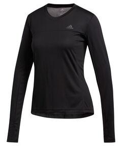 "Damen Laufshirt ""Own The Run"" Langarm"