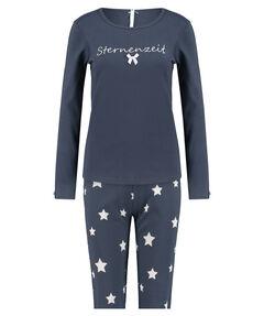 """Damen Pyjama """"Sternenzeit"""" zweiteilig"""