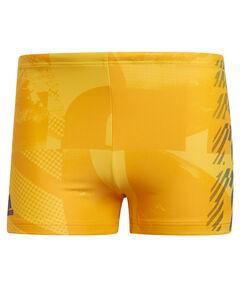 "Herren Badeshorts ""Fitness Placed Print Swim Boxer"""