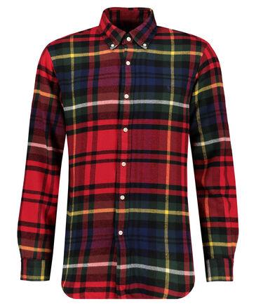 Polo Ralph Lauren - Herren Hemd Custom Fit Langarm