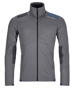 "Herren Fleecejacke ""Light Grid"""