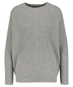 "Damen Kaschmirpullover ""Charlotte Diagonal Rib Sweater"""