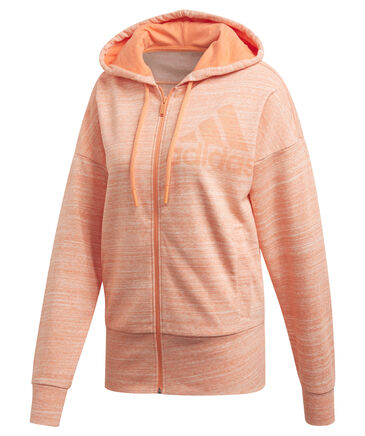 "adidas Performance - Damen Sweatjacke ""Mélange French Terry Hoodie"""