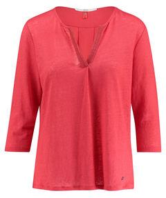 """Damen Leinen-Shirt """"Carol"""" 3/4-Arm"""