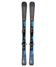 "Skier ""V-Shape V4"" inkl. Bindung ""PR10 GW BR"""