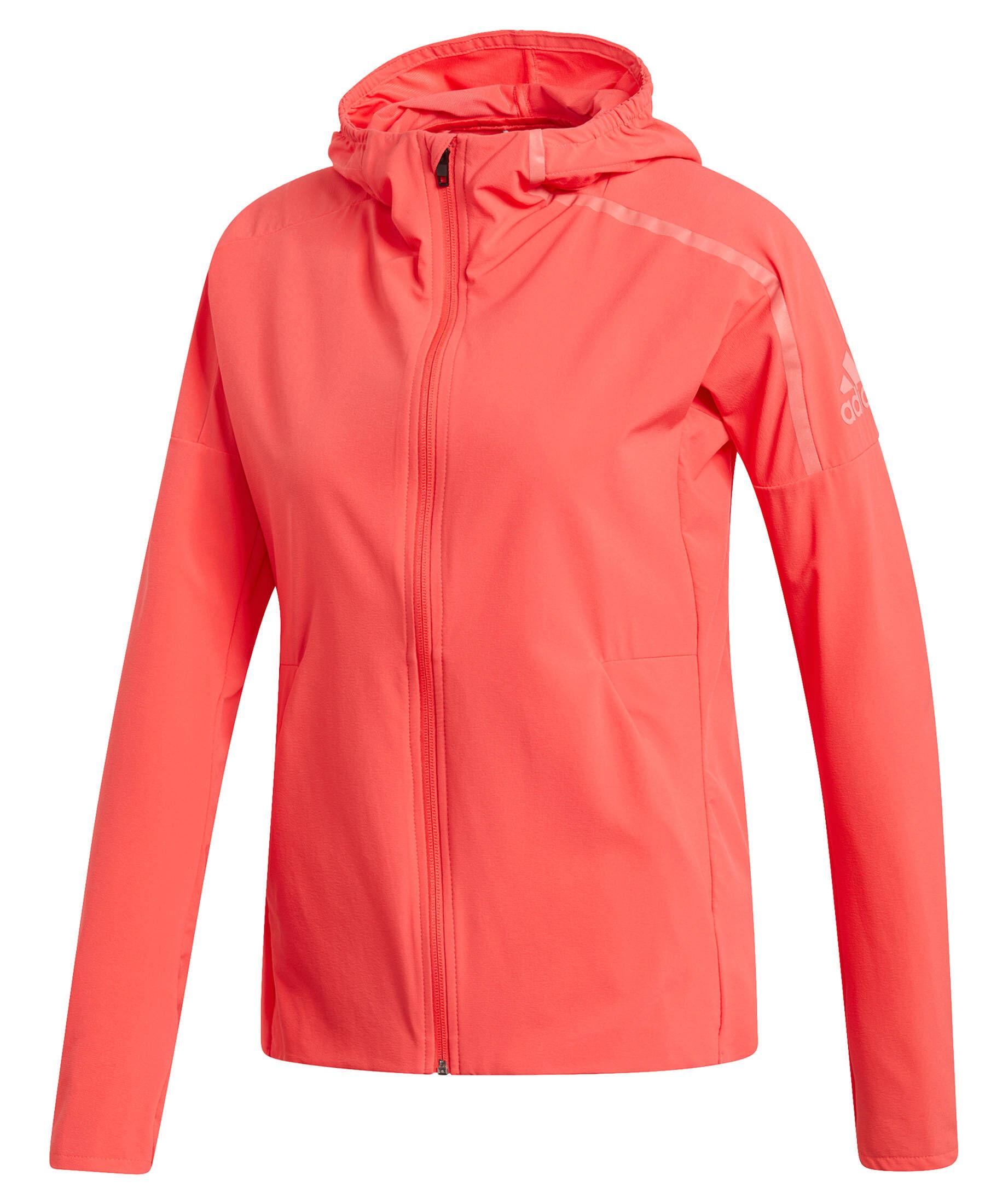 Damen Xl Performance Blau Running Trainingsjacke Adidas Jacken q5L34AjR