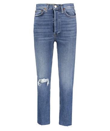 "Redone - Damen Jeans ""Ultra High Rise Stove Pipe"""